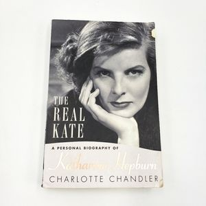 2/$10 The Real Kate Paperback Book Chandler
